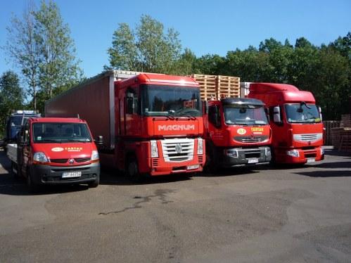 Zamówienie Transport wyrobów