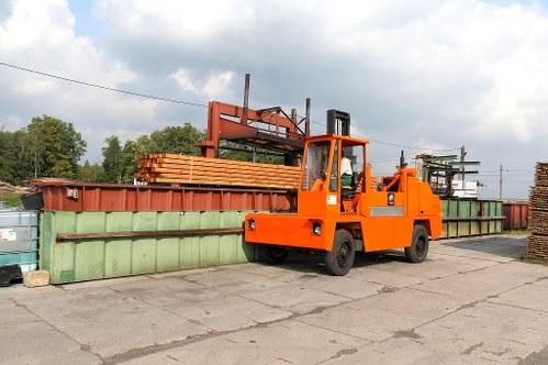 Zamówienie Impregnacja drewna