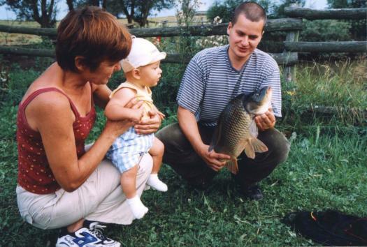 Zamówienie Łowienie ryb