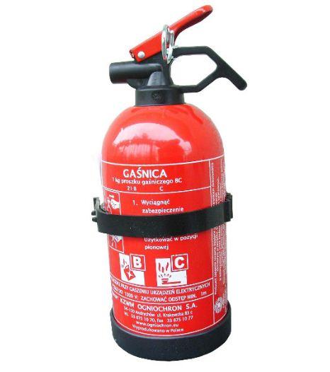 Zamówienie Przeglądy gaśnic, hydrantów wewnętrznych i zewnętrznych