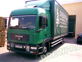 Zamówienie Przewóz rzeczy w transporcie krajowym i międzynarodowym