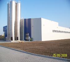 Zamówienie Budowanie obiektów przemysłowych i gospodarczych.