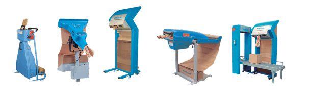 Zamówienie Dzierżawa maszyn formujących papier