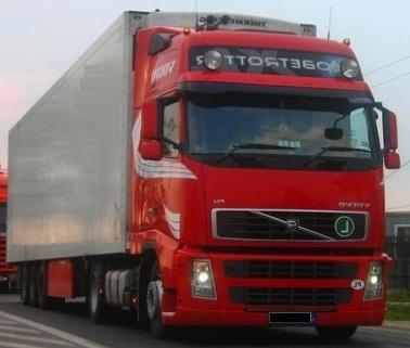 Zamówienie Transportowanie ładunków