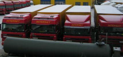 Zamówienie Transport (spedycja)