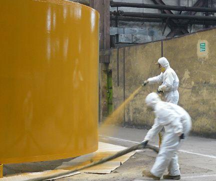 Zamówienie Zabezpieczenia antykorozyjne (galwaniczne, lakierowanie na mokro i proszkowe, kataforeza).