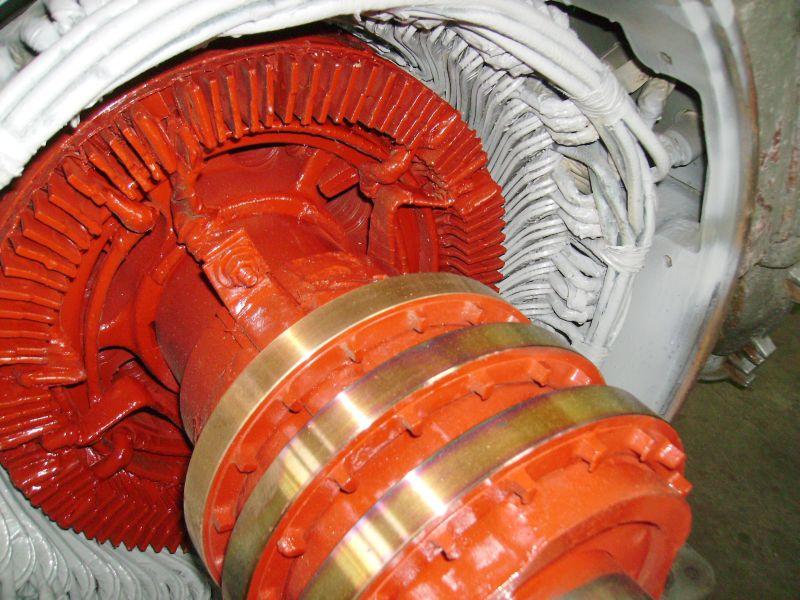 Zamówienie Remont, naprawa, serwisowanie silników elektrycznych.