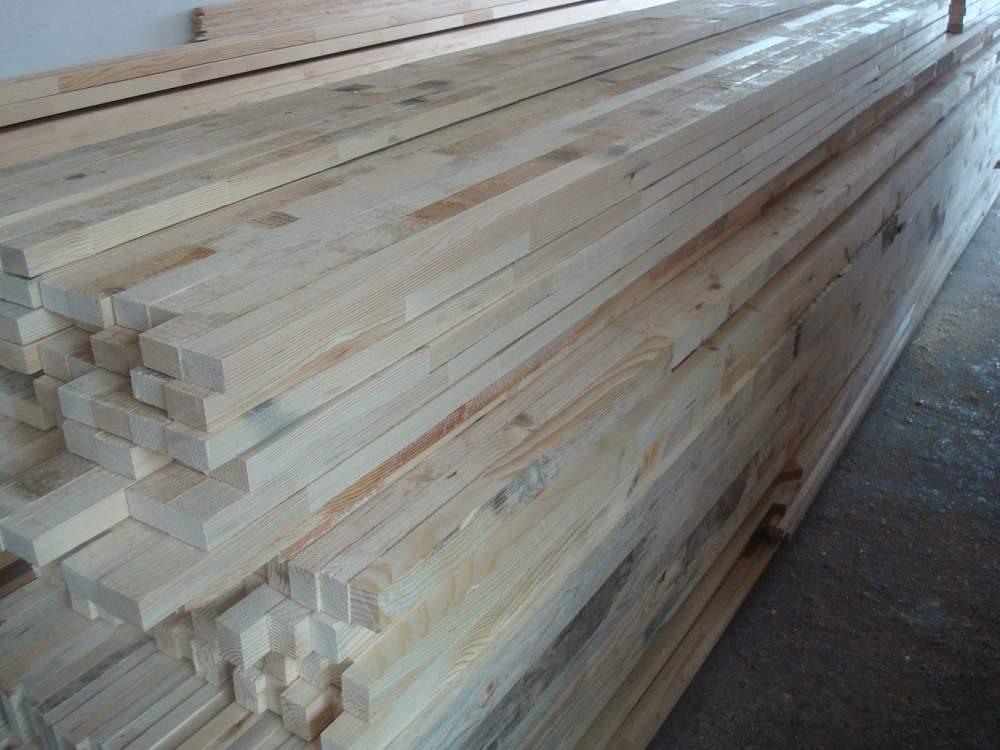 Zamówienie Drewno konstrukcyjne- elementy drewniane- łączone na grubość