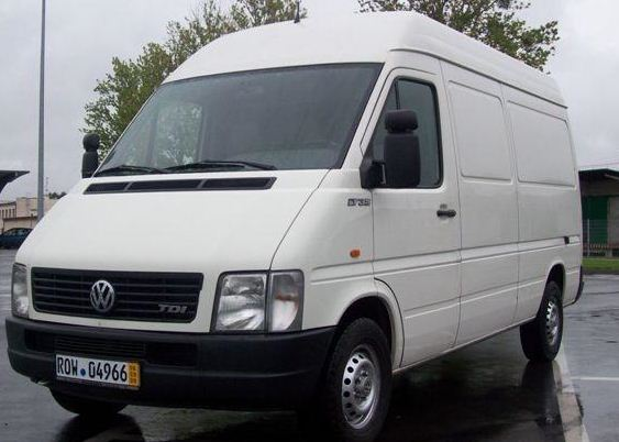 Zamówienie Samochody duże, Volkswagen LT 35 2.5 TDI