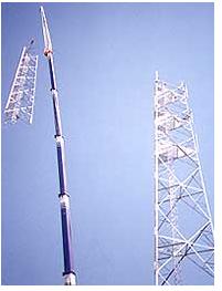 Zamówienie Wykonywanie budowli inżynierskich typu wieże i kominy