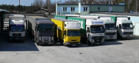 Zamówienie Usługi transportowe w kraju i za granicą
