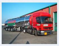 Zamówienie Transport chemii płynnej