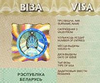 Zamówienie Pomoc przy uzyskaniu wiz dla osób udających się na Białoruś