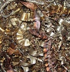 Zamówienie Zakup metali kolorowych
