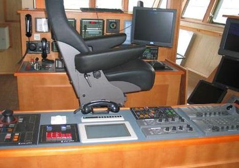 Zamówienie Remont wyposażenia statku