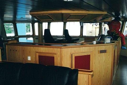 Zamówienie Zmiana wyposażenia statków
