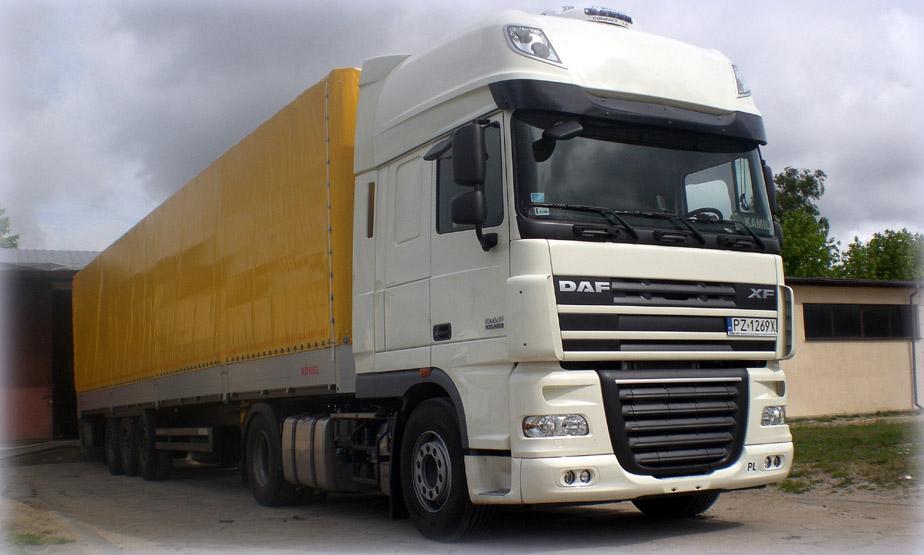 Zamówienie Usługi transportowania