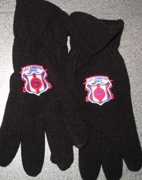 Zamówienie Haft na rękawiczkach