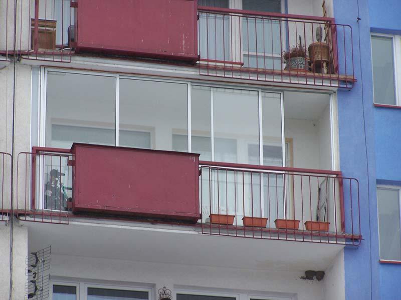 Zamówienie Zabudowa balkonów