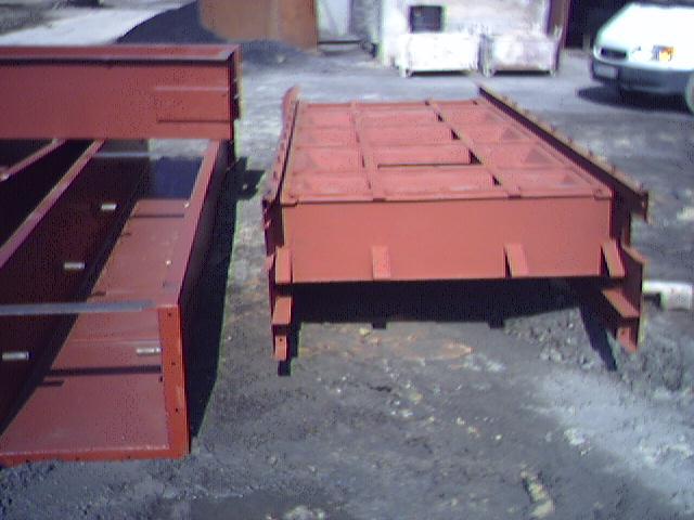 Zamówienie Remonty rusztów mechanicznych, odżużlaczy