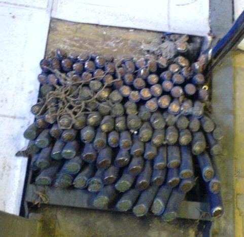 Zamówienie Skup złomu metali kolorowych i stali