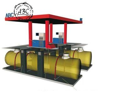 Zamówienie Budowa stacji paliw