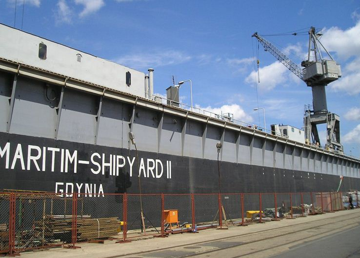 Zamówienie Remont statków