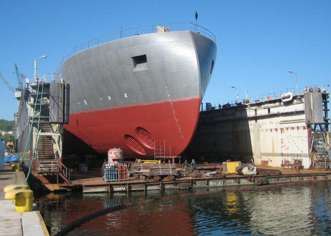 Zamówienie Budowa statków