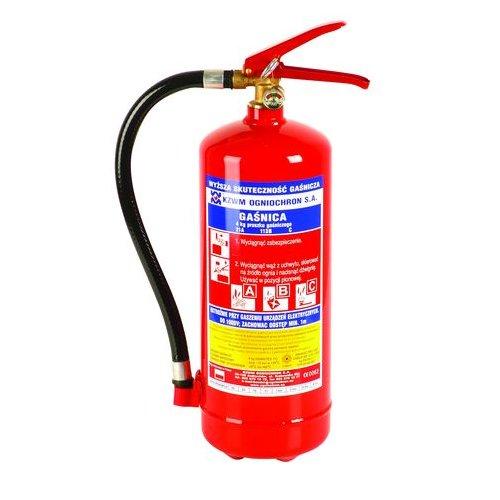 Zamówienie Przeglądy i konserwacja gaśnic i hydrantów