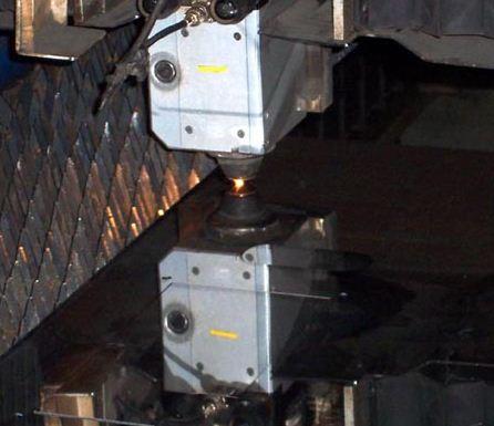 Zamówienie Wycinanie laserowe