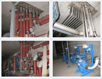 Zamówienie Montaż urządzeń ciepłowni i elektrociepłowni, instalacji energetycznych i technologicznych
