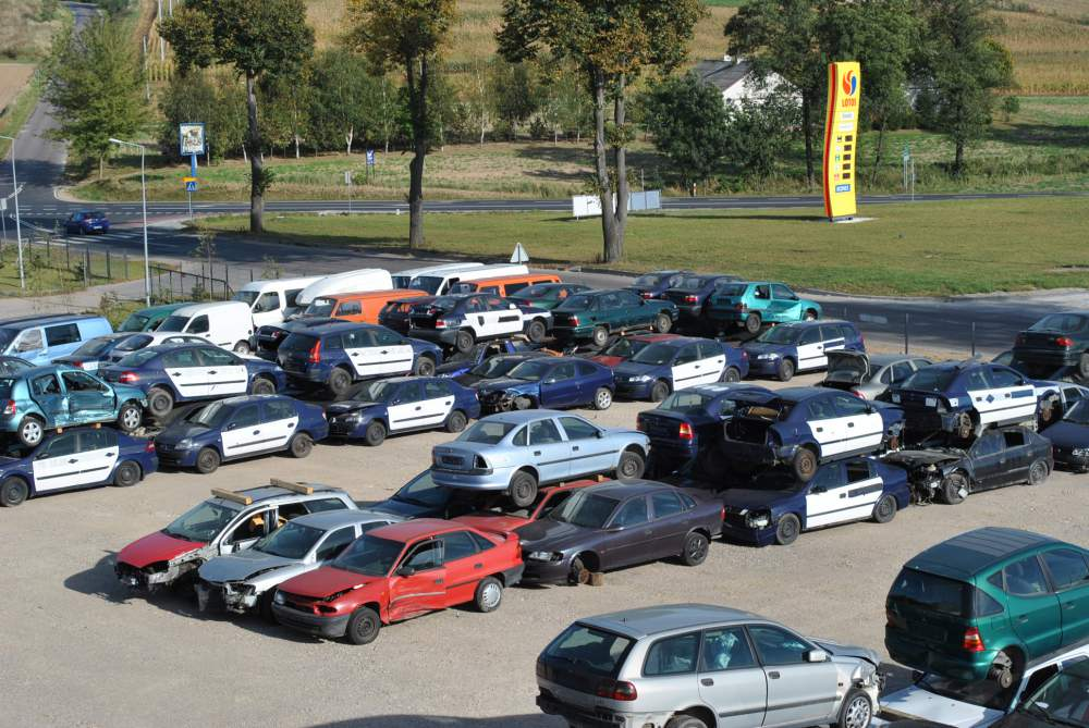 Zamówienie Koncesjonowana Stacja Demontażu Pojazdów