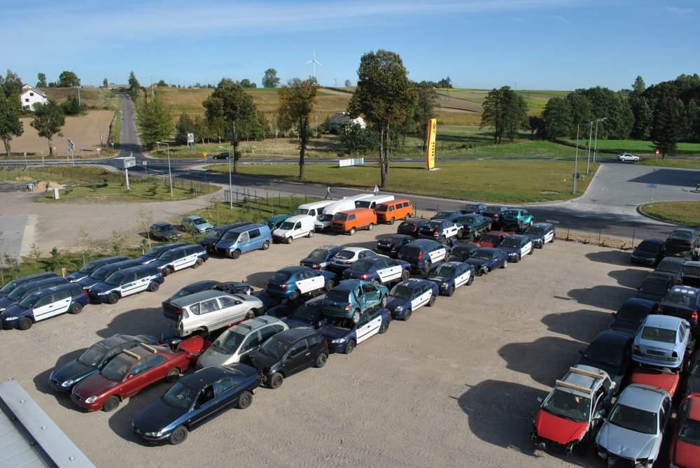 Zamówienie Skup samochodów osobowych i ciężarowych