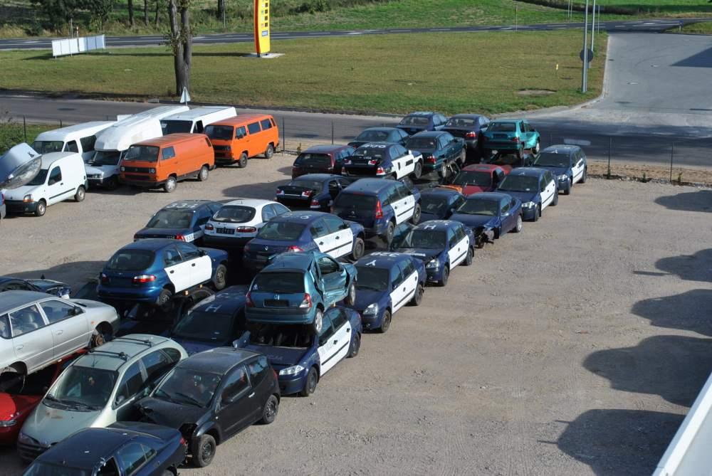 Zamówienie Wykup pojazdów z firm ubezpieczeniowych