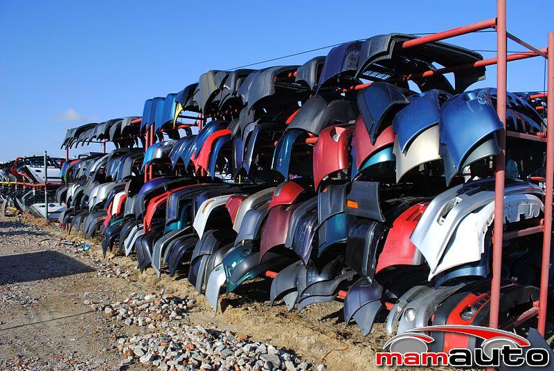 Zamówienie Sprzedaż części do samochodów ciężarowych i autobusów