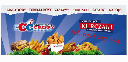 Zamówienie Banery reklamowe