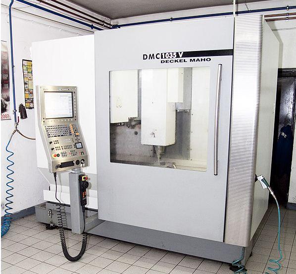Zamówienie Obróbka skrawaniem na obrabiarkach CNC