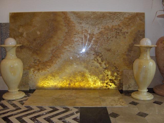 Zamówienie Onyks kamień dekoracyjny
