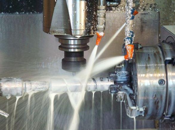 Zamówienie Obróbka metali CNC.