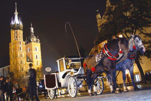 Zamówienie Wycieczka do Krakowa