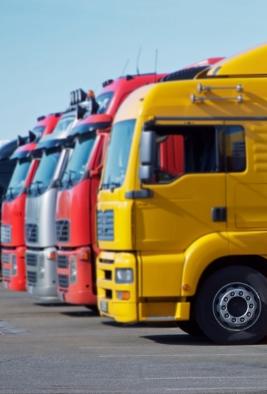 Zamówienie Parkingu dla ciężarówek