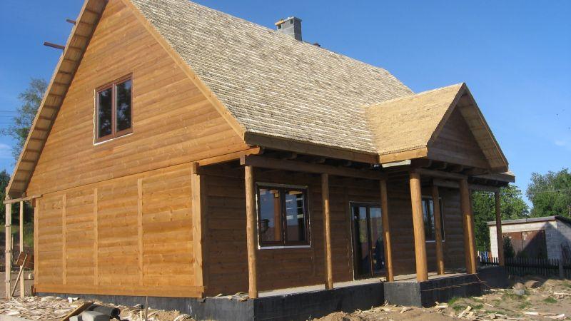 Zamówienie Drewniane Domy Kanadyjskie Domy Szkieletowe