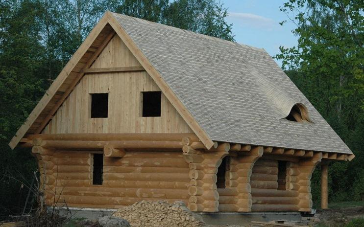 Zamówienie Drewniane Domy z Bala Domy z Drewna