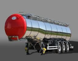 Zamówienie Cysterna paliwowa