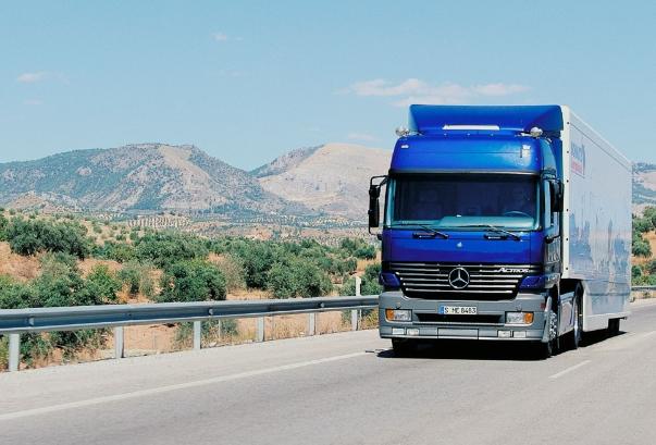 Zamówienie Usługi transportu samochodowego
