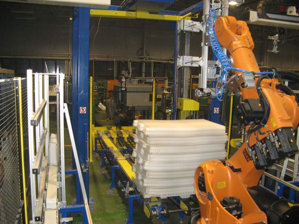 Zamówienie Robotyzacja