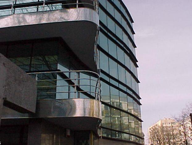 Zamówienie Konstrukcje aluminiowe biurowca krakowskiego