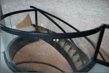 Zamówienie Schody-montaż szkła