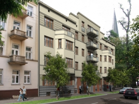 Zamówienie Budynek mieszkalno - usługowy Częstochowa ul. Śląska 22