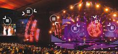 Zamówienie Koncerty i festiwale